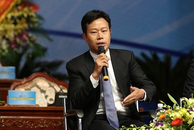 Ông Lê Quân, Thứ trưởng Bộ LĐ-TB&XH: Hiện nay, các trường nghề cần phải phối hợp cùng với doanh nghiệp để tuyển sinh thì sẽ rất là thực tế.