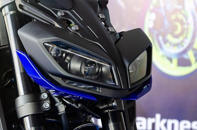 Yamaha công bố giá bán MT-09 và XSR900 tại Việt Nam - Ảnh 5.