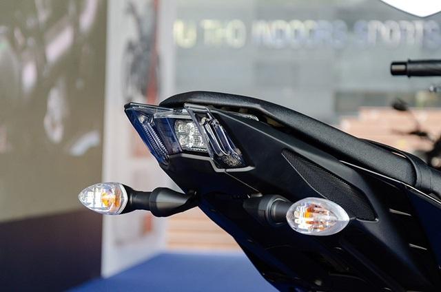 Yamaha công bố giá bán MT-09 và XSR900 tại Việt Nam - Ảnh 8.