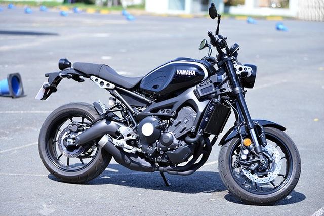 Yamaha công bố giá bán MT-09 và XSR900 tại Việt Nam - Ảnh 9.