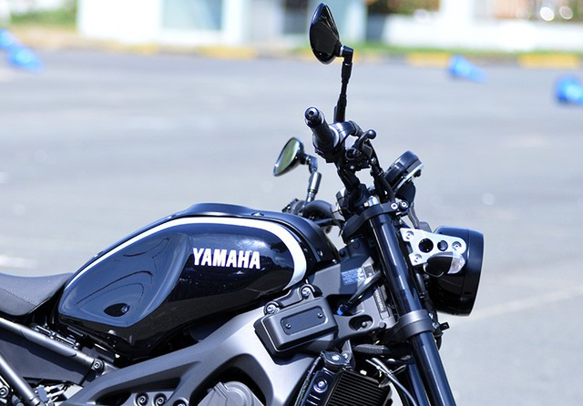 Yamaha công bố giá bán MT-09 và XSR900 tại Việt Nam - Ảnh 13.