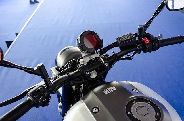 Yamaha công bố giá bán MT-09 và XSR900 tại Việt Nam - Ảnh 10.