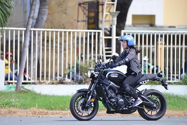 Yamaha công bố giá bán MT-09 và XSR900 tại Việt Nam - Ảnh 3.