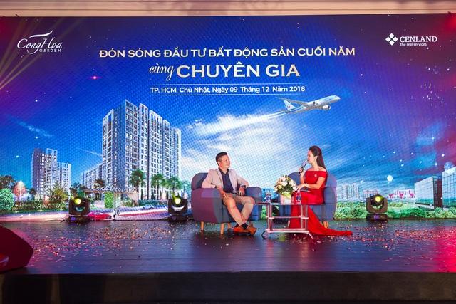 Tại sự kiện, Shark Phạm Thanh Hưng – Phó Chủ tịch HĐQT Tập đoàn CENGROUP chia sẻ về những tiêu chí lựa chọn và bí quyết tối ưu hiệu quả trong đầu tư và an cư bất động sản.