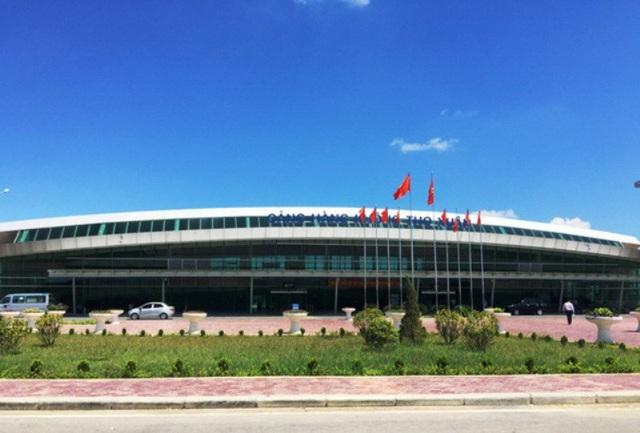 Thanh Hóa hỗ trợ mở đường bay mới đi và đến Cảng hàng không Thọ Xuân.
