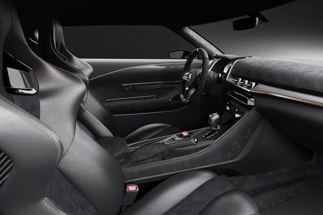 Ngắm siêu xe triệu đô Nissan GT-R50 - Ảnh 8.
