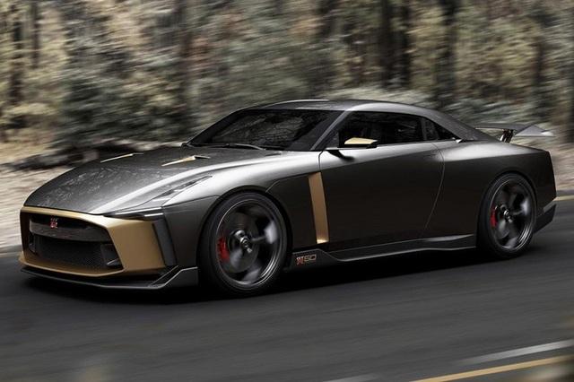 Ngắm siêu xe triệu đô Nissan GT-R50 - Ảnh 16.