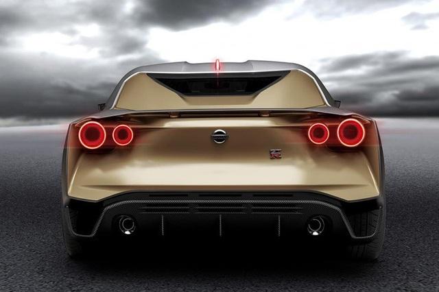 Ngắm siêu xe triệu đô Nissan GT-R50 - Ảnh 15.