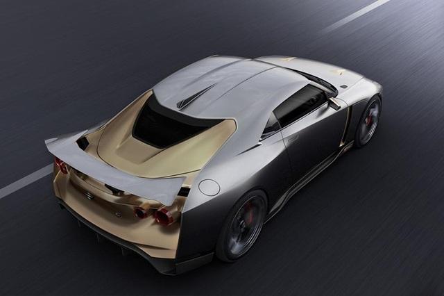 Ngắm siêu xe triệu đô Nissan GT-R50 - Ảnh 3.
