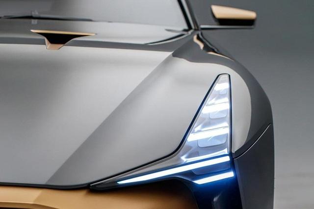Ngắm siêu xe triệu đô Nissan GT-R50 - Ảnh 14.