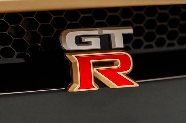 Ngắm siêu xe triệu đô Nissan GT-R50 - Ảnh 13.