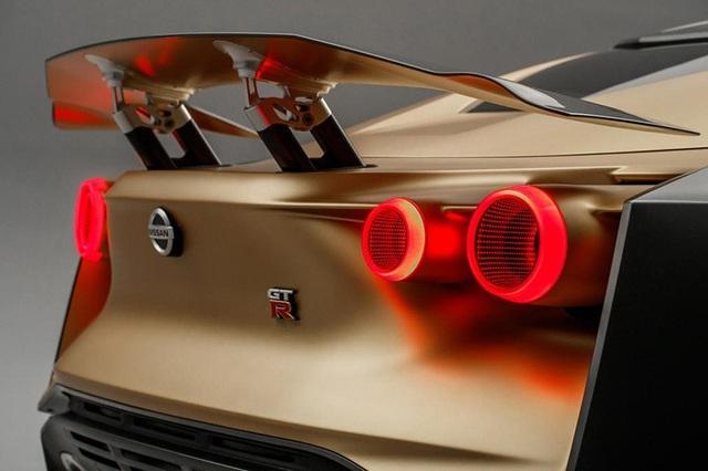 Ngắm siêu xe triệu đô Nissan GT-R50 - Ảnh 12.