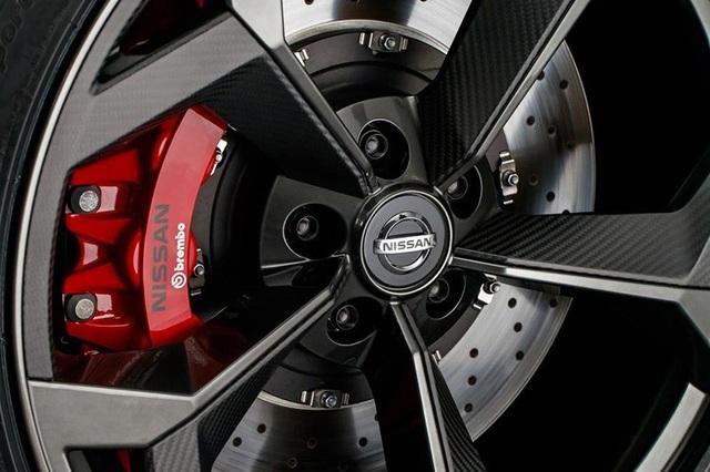 Ngắm siêu xe triệu đô Nissan GT-R50 - Ảnh 10.