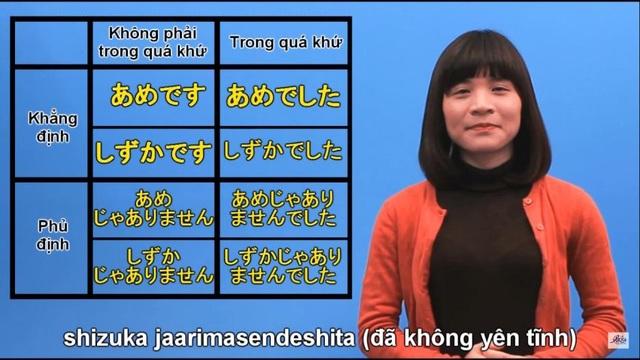 Học tiếng Nhật: Tổng hợp kiến thức ngữ pháp bài 12 giáo trình Minna no Nihongo (P1) - 1