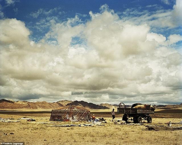 Những bức ảnh mê hoặc về Mông Cổ - 11