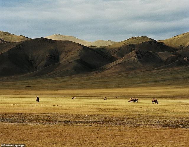 Những bức ảnh mê hoặc về Mông Cổ - 17