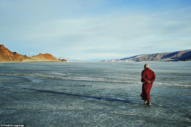 Những bức ảnh mê hoặc về Mông Cổ - 4