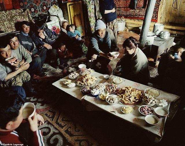 Những bức ảnh mê hoặc về Mông Cổ - 9