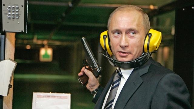 Tổng thống Nga Vladimir Putin (Ảnh: Sputnik)