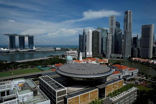 Quốc đảo Singapore (Ảnh minh họa: Reuters)
