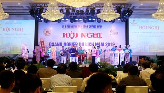 Tỉnh Quảng Nam gặp gỡ các doanh nghiệp du lịch, lữ hành để tháo gỡ khó khăn, thúc đẩy du lịch địa phương phát triển hơn nữa