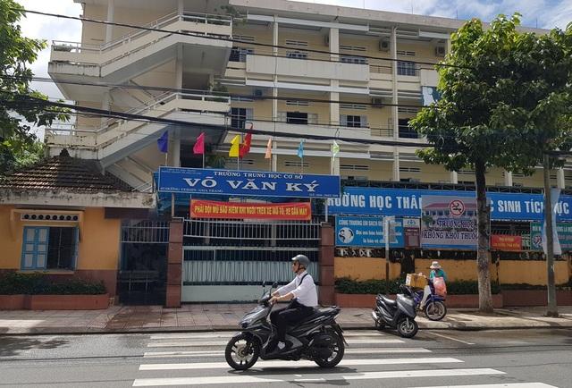 TP Nha Trang bất ngờ muốn tạm sử dụng trường THPT Chuyên Lê Quý Đôn cho trường THCS Võ Văn Ký, TP Nha Trang
