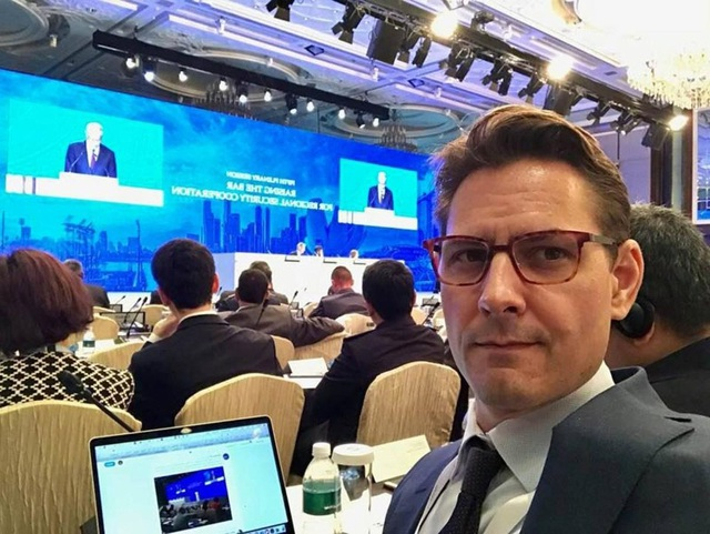 Nhà cựu ngoại giao Canada Michael Kovrig (Ảnh: CTV)