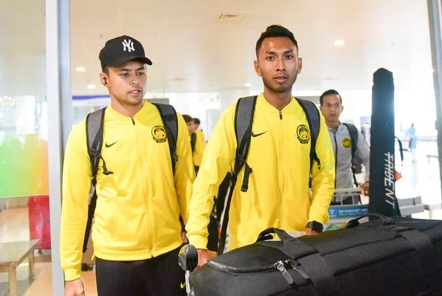 Đội tuyển Malaysia đến Việt Nam, sẵn sàng cho trận chung kết lượt về AFF Cup 2018 - 11