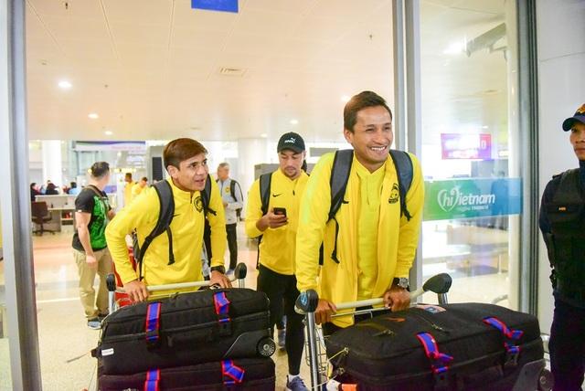 Đội tuyển Malaysia đến Việt Nam, sẵn sàng cho trận chung kết lượt về AFF Cup 2018 - 14