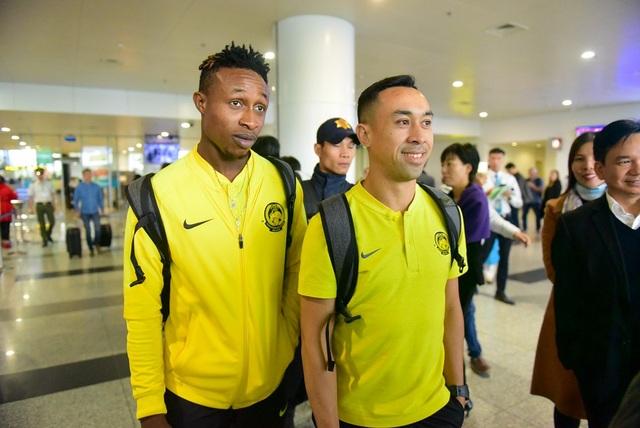 Đội tuyển Malaysia đến Việt Nam, sẵn sàng cho trận chung kết lượt về AFF Cup 2018 - 10