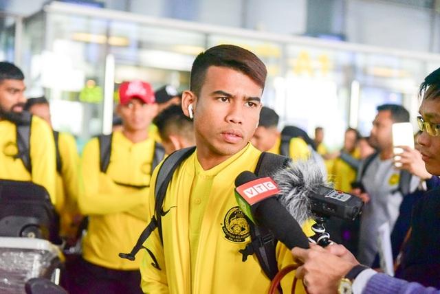 Đội tuyển Malaysia đến Việt Nam, sẵn sàng cho trận chung kết lượt về AFF Cup 2018 - 9