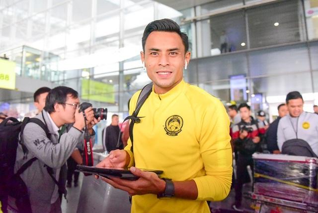 Đội tuyển Malaysia đến Việt Nam, sẵn sàng cho trận chung kết lượt về AFF Cup 2018 - 3