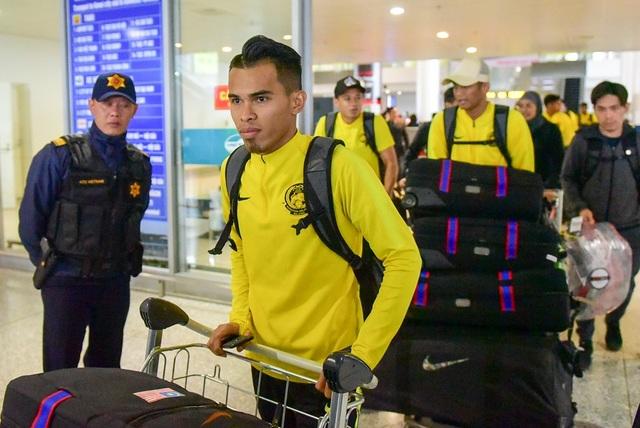 Đội tuyển Malaysia đến Việt Nam, sẵn sàng cho trận chung kết lượt về AFF Cup 2018 - 4