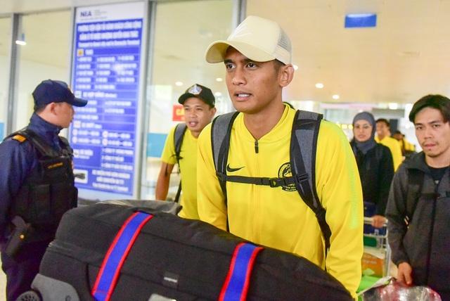 Đội tuyển Malaysia đến Việt Nam, sẵn sàng cho trận chung kết lượt về AFF Cup 2018 - 5