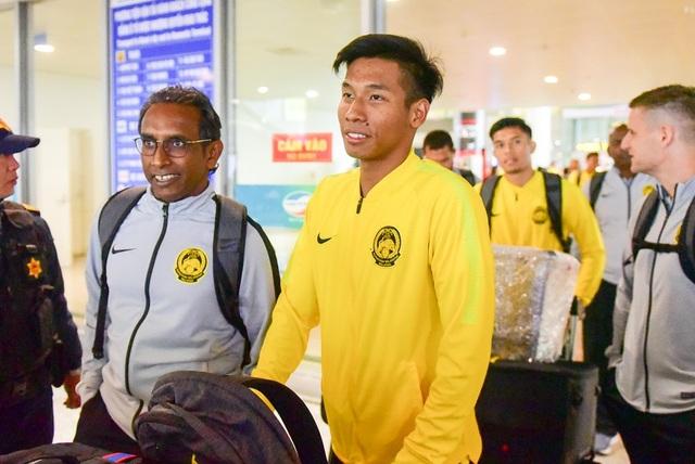 Đội tuyển Malaysia đến Việt Nam, sẵn sàng cho trận chung kết lượt về AFF Cup 2018 - 7