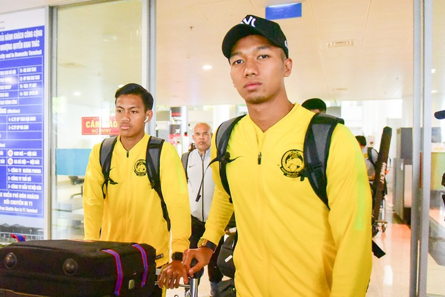 Đội tuyển Malaysia đến Việt Nam, sẵn sàng cho trận chung kết lượt về AFF Cup 2018 - 6