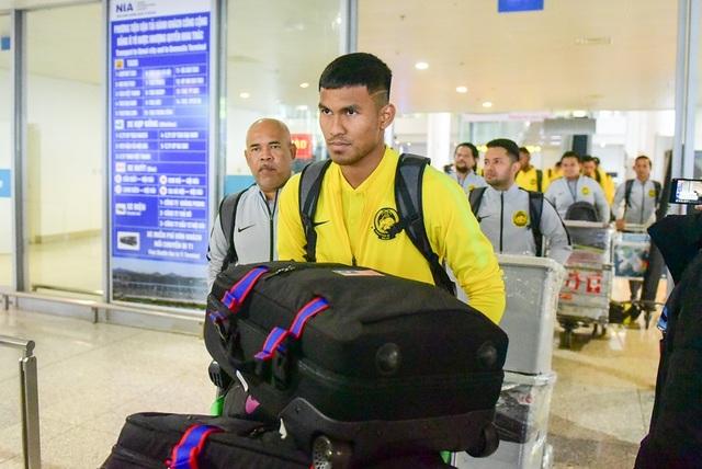 Đội tuyển Malaysia đến Việt Nam, sẵn sàng cho trận chung kết lượt về AFF Cup 2018 - 13