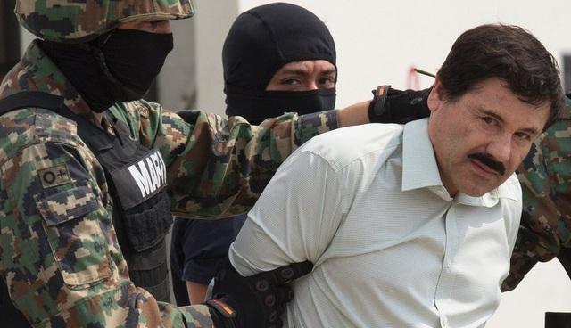 Đội ngũ của ông Donoghue theo đuổi nhiều vụ trọng án mang tầm quốc tế, trong đó có vụ xét xử trùm ma túy Mexico Guzmán hay còn gọi là El Chapo. (Ảnh: Getty)