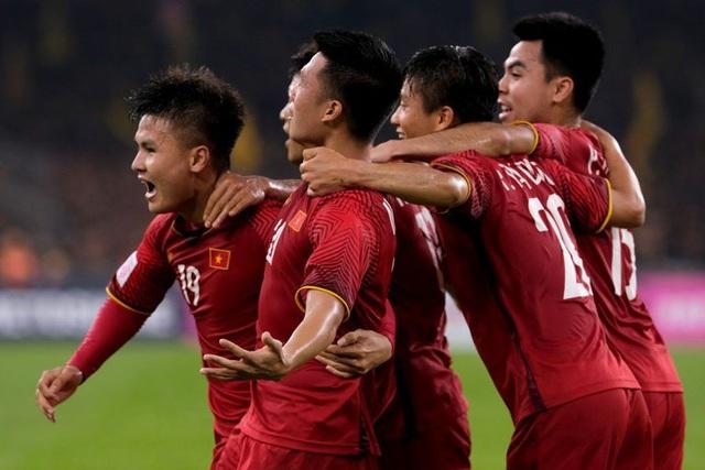 Việc ghi bàn trước Malaysia ở sân Mỹ Đình sẽ giúp cơ hội vô địch ngày càng rộng với đội tuyển Việt Nam