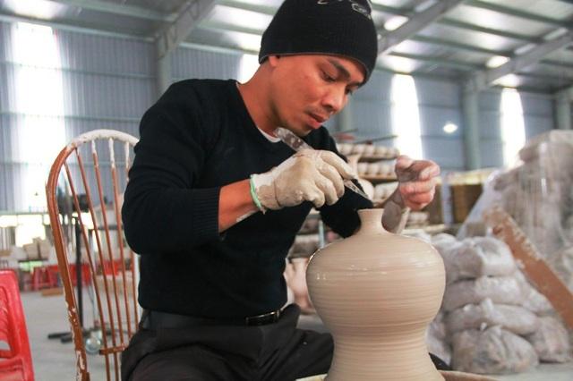 Gốm cổ Bồ Bát hồi sinh sau hơn 1.000 năm thất truyền - 7