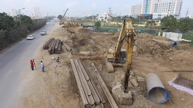 Tháng 10/2015, Viwasupco đã khởi công xây dựng giai đoạn 2 của dự án cấp nước Sông Đà (trong đó có tuyến truyền dẫn nước sạch số 2 sông Đà dọc Đại lộ Thăng Long). Tuy nhiên tới nay tuyến ống giai đoạn 2 của dự án chưa hoàn thành, nguyên nhân do công tác tố chức đấu thầu và cổ phần hóa, cũng như chuyển giao chủ sở hữu.