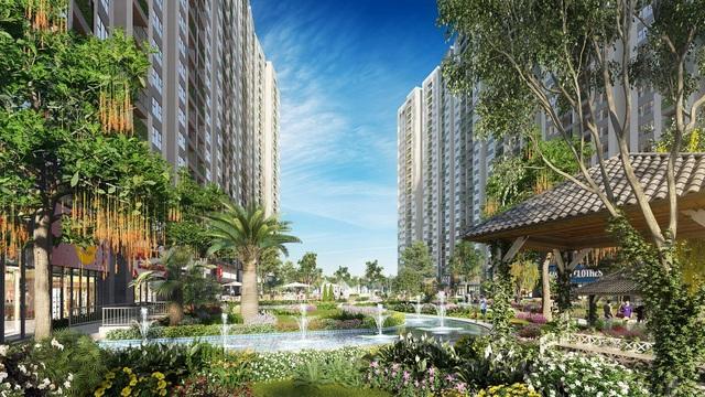 """Imperia Sky Garden món """"hàng hiếm"""" đang được khách hàng thực và giới đầu tư đặc biệt quan tâm"""
