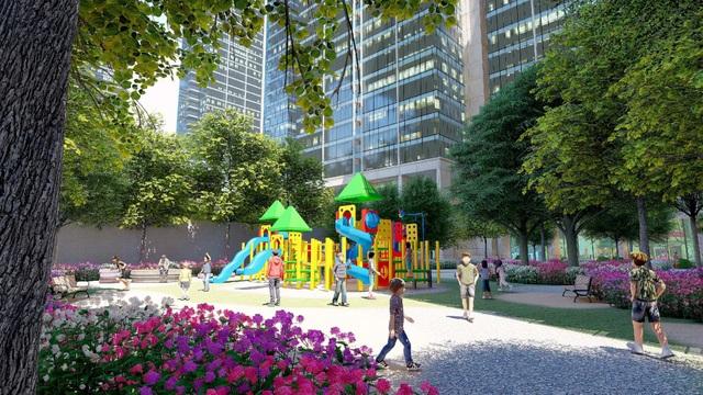 Nếu có một môi trường hoàn hảo nhất để con bạn phát triển, môi trường đó chính là Sunshine City Sài Gòn.