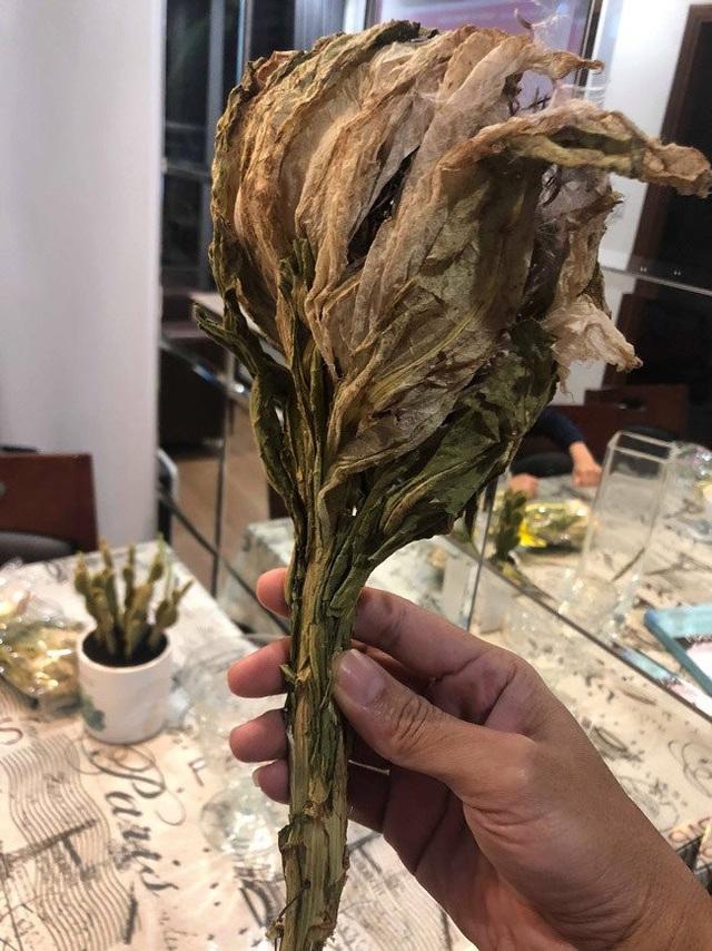 Trong những bộ truyện kiếm hiệp của nhà văn Trung Quốc Kim Dung đã từng xuất hiện loài hoa này với công dụng chữa chạy những căn bệnh quái ác.