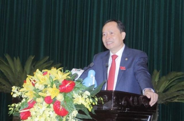 Ông Trịnh Văn Chiến, Bí thư Tỉnh ủy, Chủ tịch HĐND tỉnh Thanh Hóa chỉ đạo giải quyết và xử lý trách nhiệm đến nơi đến chốn.