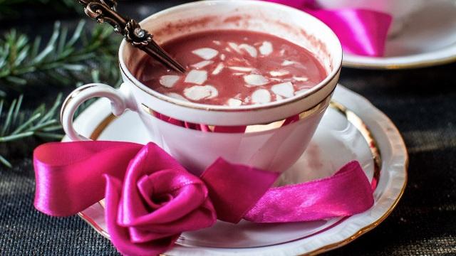 Noon Chai – Danh trà sở hữu màu hồng độc nhất thế giới của người Ấn - 1
