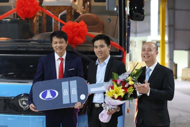 Ngày 12/12, tại Thành phố Huế, Tổng công ty công nghiệp ô tô Việt Nam (Vinamotor) – đơn vị thành viên của Tập đoàn BRG đã bàn giao xe HAECO Limousine thứ 150.