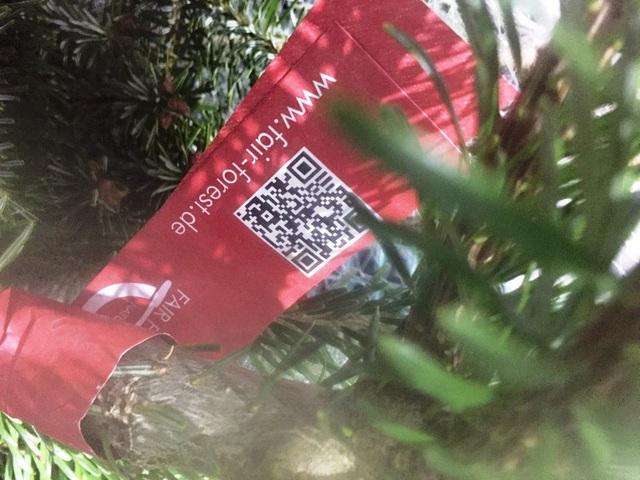 Mỗi cây đều có những mã code riêng.