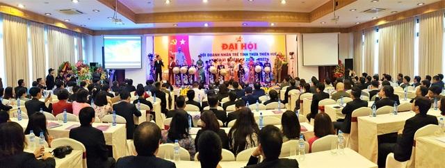Đại hội Hội doanh nhân trẻ tỉnh Thừa Thiên Huế khóa VI nhiệm kỳ 2018-2023