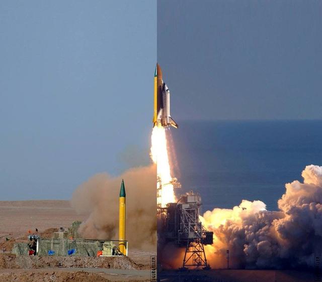 Tàu vũ trụ phóng đi với hy vọng giúp con người mở mang kiến thức, nhưng tên lửa phóng đi chỉ mang đến sự chết chóc